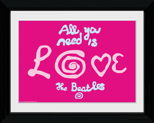 The Beatles All You Need Is Love Collector Print