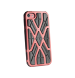 G-FORM Xtreme Case for iPod Touch, Pink/Black RPT