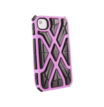G-FORM iPhone 4 / 4S X-Protect Case, Pink Case/Black RPT