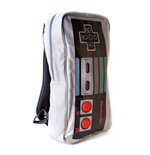 NINTENDO ORIGINAL Big Original Controller Backpack, Grey/Black