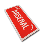 2014-2015 Arsenal Puma Towel (Red)