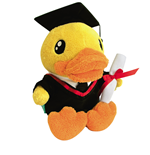 B.Duck Plush Toy