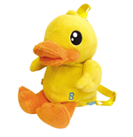B.Duck Plush Backpack