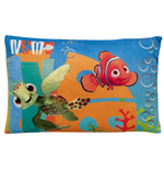 Finding Nemo Pillow - Nemo and Squirt