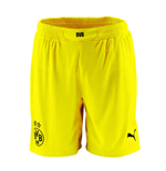 2014-2015 Borussia Dortmund Home Puma Shorts (Yellow)