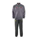 2014-15 Liverpool Warrior Presentation Tracksuit (Alloy)