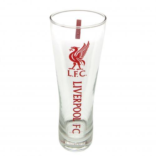 Liverpool F.C. Tall Beer Glass
