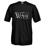 Round necked t-shirt with flex printing - WOLFEAR