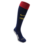 2014-2015 Barcelona Nike Home Socks (Blue)