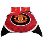 Manchester United F.C. Double Duvet Set BE