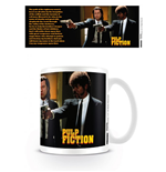 Pulp Fiction Mug Guns