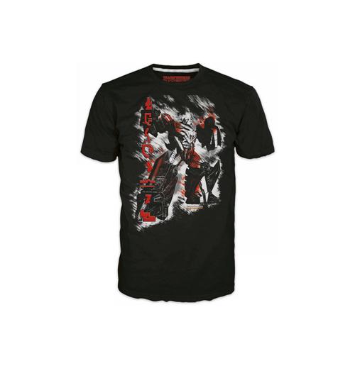2b4b38d790f0 Buy TRANSFORMERS Fall of Cybertron Megatron Rain Small T-Shirt, Black