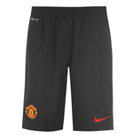 2014-2015 Man Utd Away Nike Football Shorts (Kids)