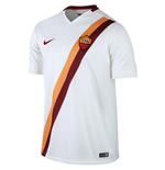 2014-2015 AS Roma Away Nike Football Shirt