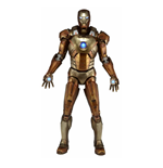 The Avengers Actionfigur 1/4 Iron Man Mark XXI Midas Armor 46 cm