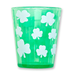 Shamrock Irish Shot Glass