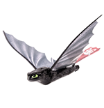 How to Train Your Dragon 2 Hand-Launched Free Flyer Racing Toothless 28 cm