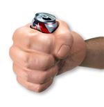 Big Fist Beer Koozie