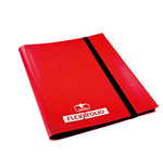 Ultimate Guard 4-Pocket FlexXfolio Red