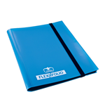 Ultimate Guard 9-Pocket FlexXfolio Blue