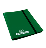 Ultimate Guard 9-Pocket FlexXfolio Green