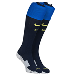 2014-2015 Man City Nike Away Socks (Navy)