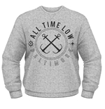 All Time Low Sweatshirt Sea Sick