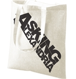 Asking Alexandria Bag Logo (NATURAL)