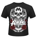 Asking Alexandria T-shirt Black Shadow