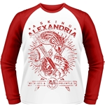Asking Alexandria T-shirt Snake