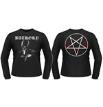 Bathory Long Sleeves T-shirt Goat