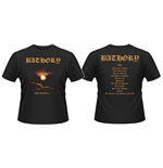 Bathory T-shirt The RETURN...
