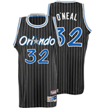 Orlando Magic #32 Shaquille O'Neal Soul Swingman Alternate Jersey