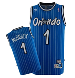 Orlando Magic #1 Tracy McGrady Soul Swingman Road Jersey