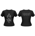Behemoth T-shirt Inverted Cross