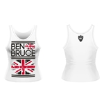 Ben Bruce (asking ALEXANDRIA) Tank Top Flag