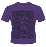 Ultrakult T-shirt Unknown Radio Waves (PURPLE)