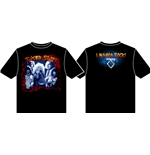 Twisted Sister T-shirt I Wanna Rock