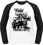 Thin Lizzy T-shirt Trouble Boys
