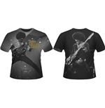 Thin Lizzy T-shirt Phil Lynott Live (all Over PRINT)