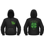 Thin Lizzy Sweatshirt Four Leaf Clover