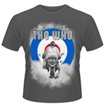The Who T-shirt Smoke