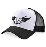 Black Veil Brides Hat Winged Logo