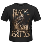 Black Veil Brides T-shirt Dustmask