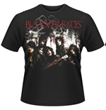 Black Veil Brides T-shirt Grime