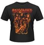Black Veil Brides T-shirt Shhh