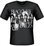 Black Veil Brides T-shirt Stripes
