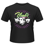 Blondie T-shirt Eat To The Beat