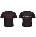 Cannibal Corpse T-shirt 25 Years