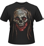 Cannibal Corpse T-shirt Skull